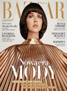 Harper's Bazaar październik 2016